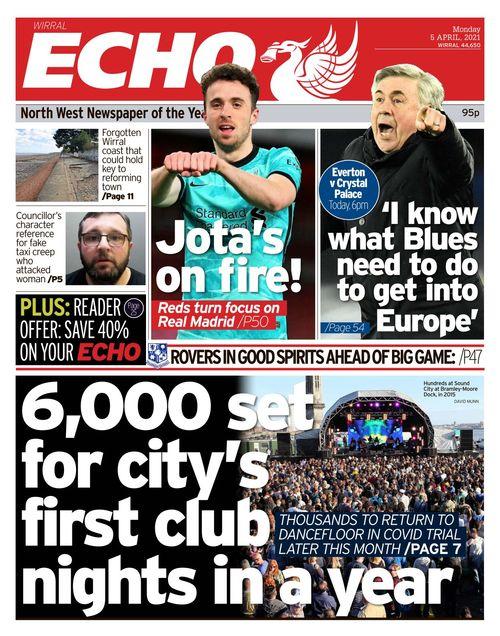 Liverpool Echo 2021-04-05