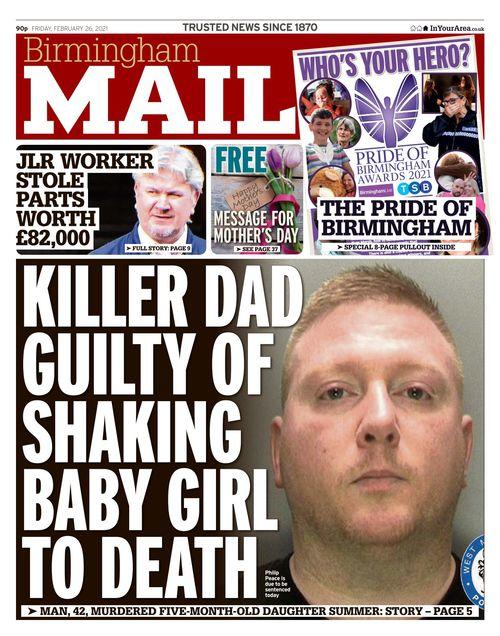 Birmingham Mail 2021-02-26