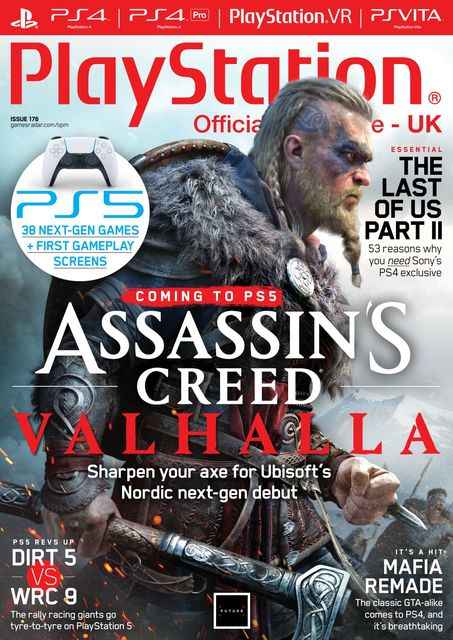 Official PlayStation Magazine 2020-06-02
