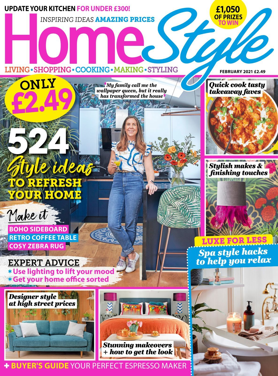 Homestyle Issue 02 2021
