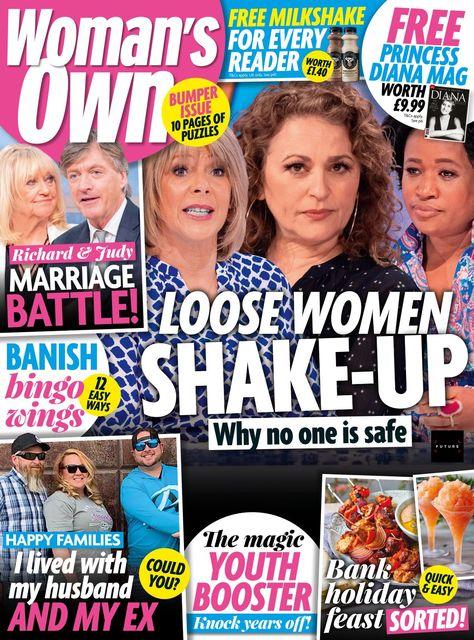 Woman's Own Magazine UK 2021-08-24