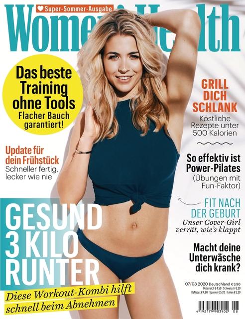 WOMEN'S HEALTH Ausgabe 07/2020