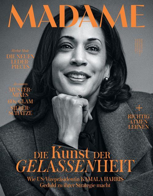 Madame Magazin Ausgabe 11/2021