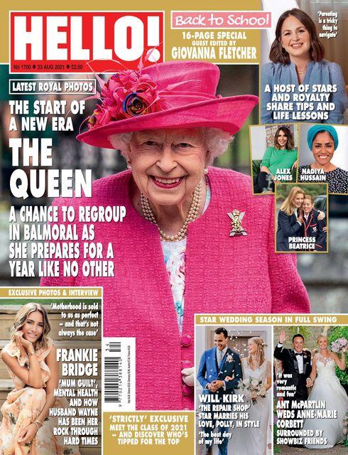HELLO! issue 1700