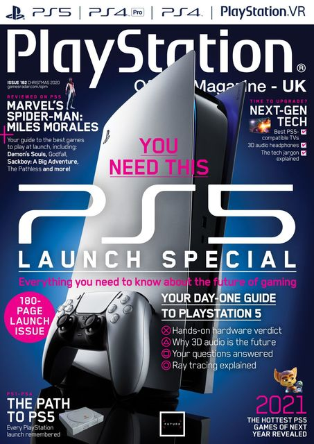 Official PlayStation Magazine 2020-11-17