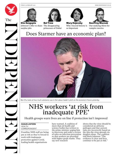 The Independent 2021-02-19