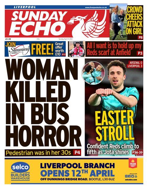 Liverpool Echo 2021-04-04