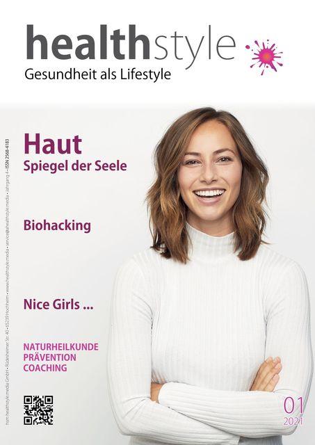 healthstyle - Gesundheit als Lifestyle Ausgabe 01/2021