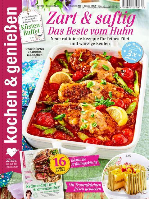 Kochen und Genießen Ausgabe 4/2021
