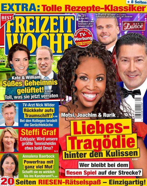 Freizeitwoche Ausgabe 21/2021