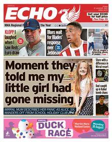 Liverpool Echo - 2021-08-27