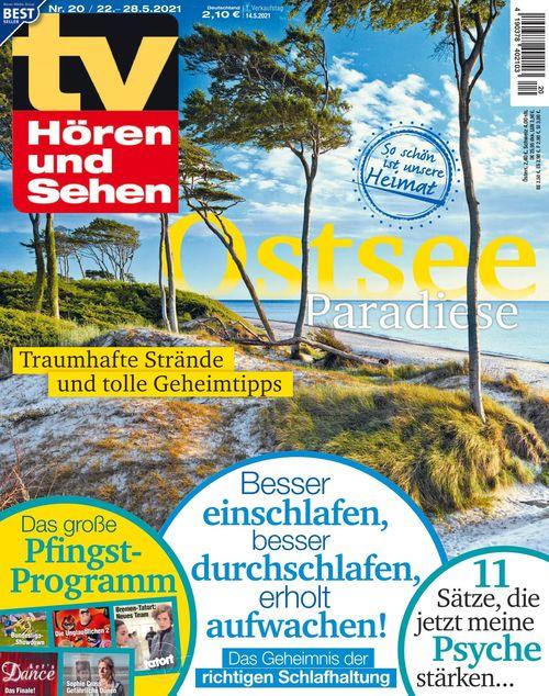 TV Hören und Sehen Ausgabe 20/2021