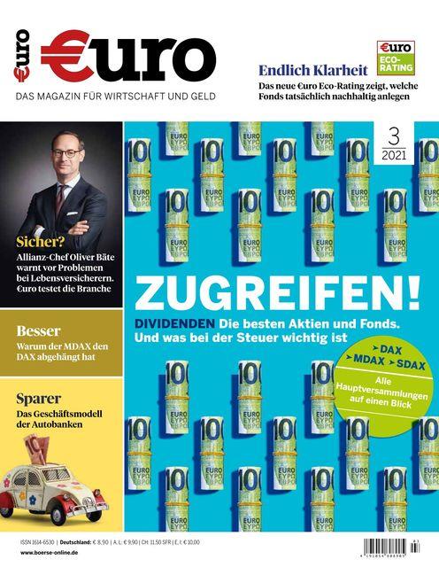 Euro Ausgabe 03/2021
