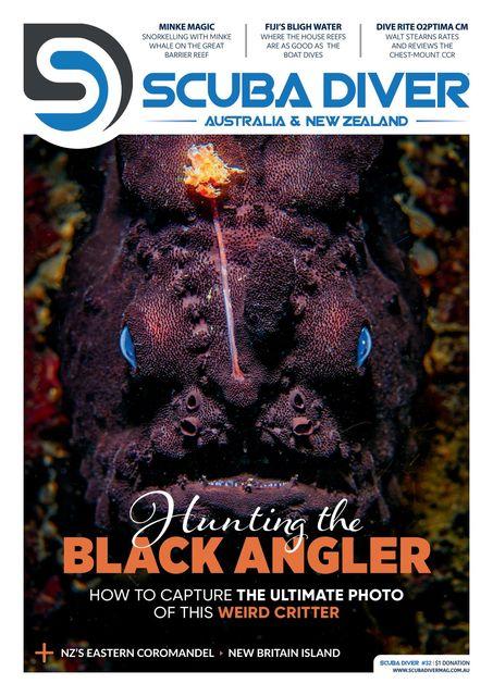 Scuba Diver ANZ Issue 32