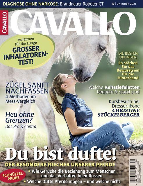 Cavallo Ausgabe 10/2021