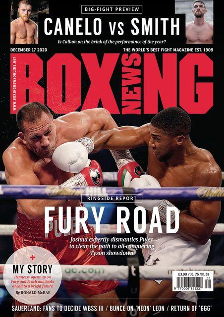 Boxing News 2020-12-17