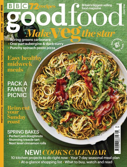 BBC Good Food issue 05/2021