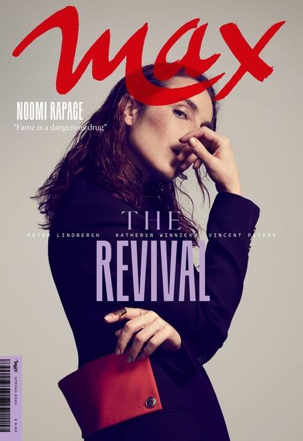 MAX Glamour & Lifestyle Magazine issue Spring 2020