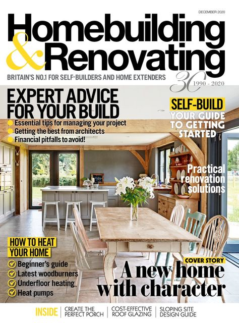 Homebuilding and Renovating 2020-10-22