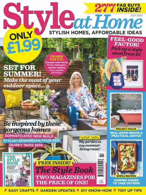 Style at Home Magazine 2020-06-03