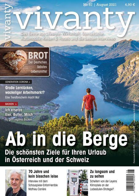 vivanty Magazin 2021-07-09