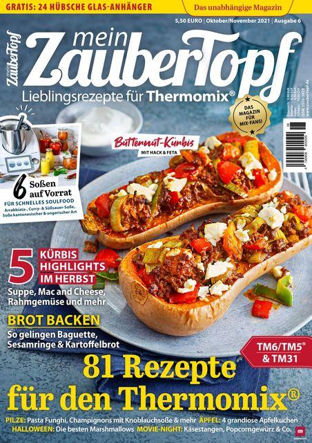 meinZauberTopf Ausgabe 06/2021