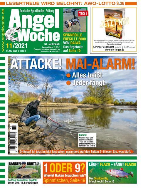 AngelWoche Ausgabe 11/2021