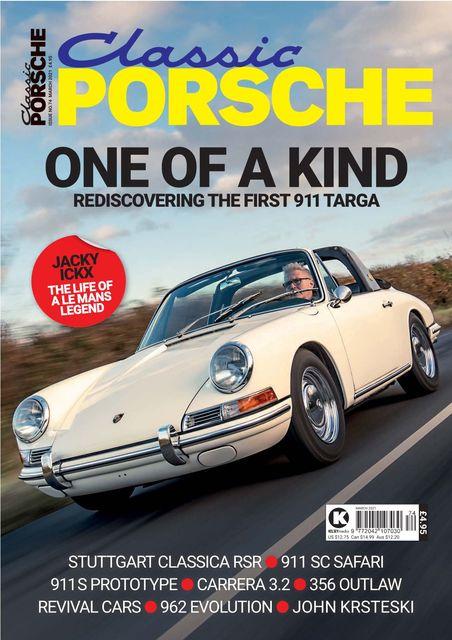 Classic Porsche issue 74