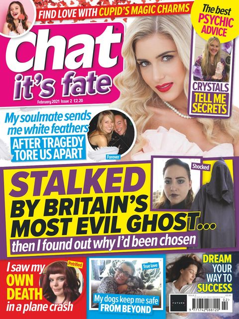 Chat It's Fate Magazine issue 02/2021