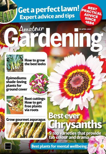 Amateur Gardening Magazine 2021-04-06