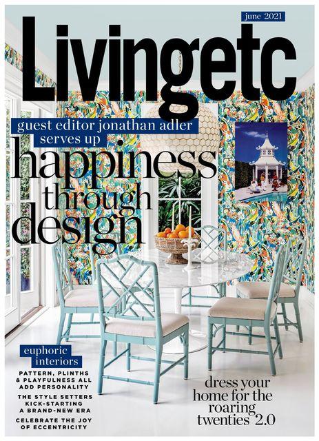 Living Etc issue 06/2021