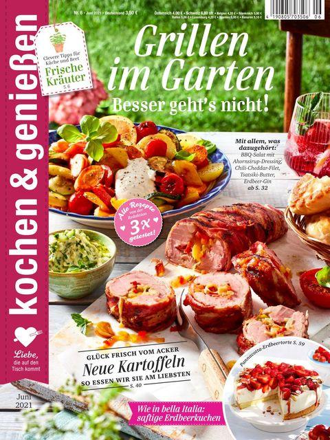 Kochen und Genießen Ausgabe 6/2021
