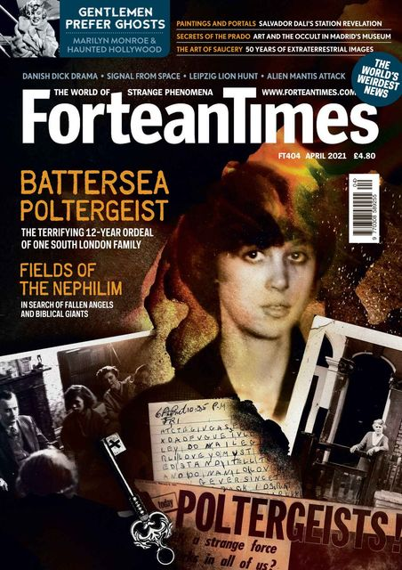 Fortean Times issue 04/2021