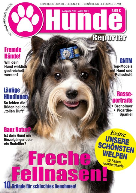 Hundereporter Ausgabe Nr. 106