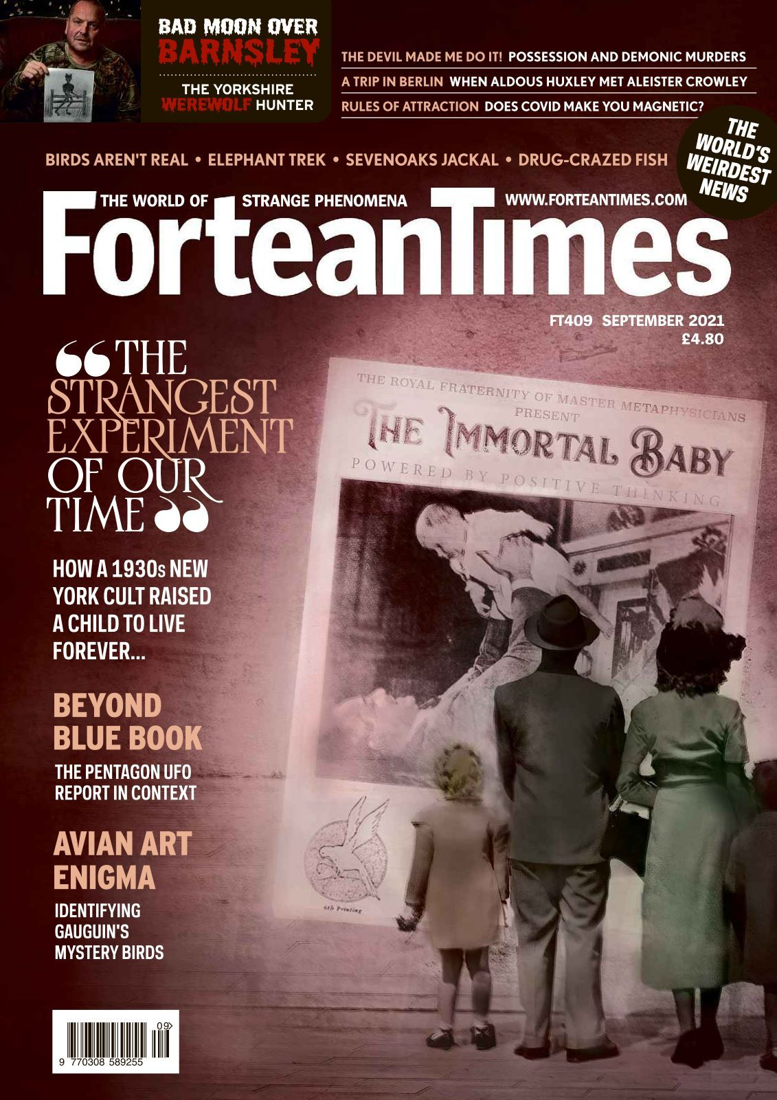 Fortean Times   issue 20/20