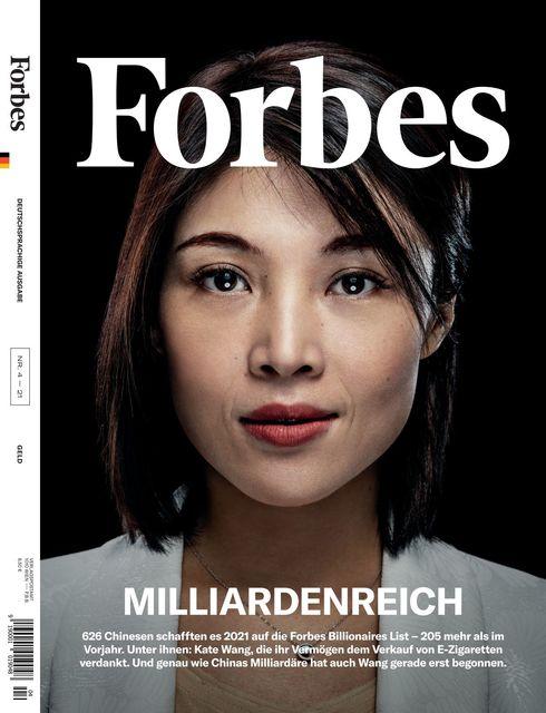 Forbes Magazin Ausgabe 04/2021