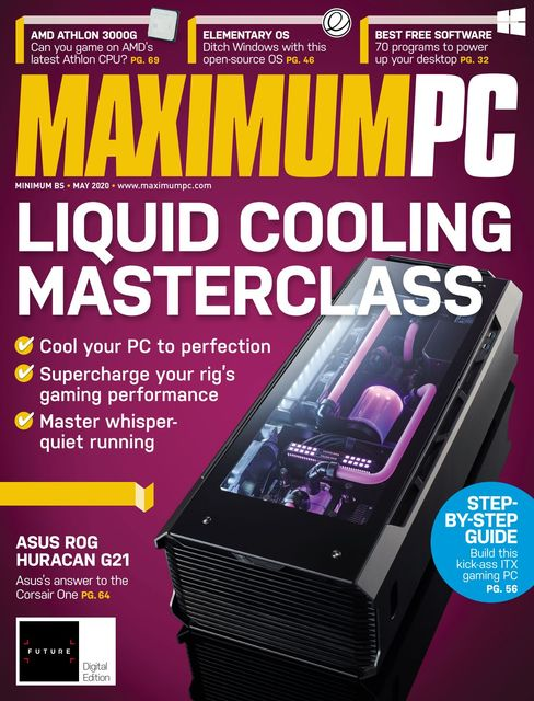 Maximum PC Magazine 2020-04-28