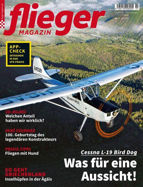 fliegermagazin 2021-06-15