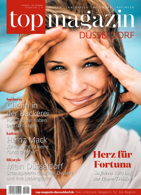 top magazin Ausgabe 01/2021