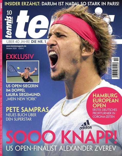 tennis MAGAZIN Ausgabe 10/2020