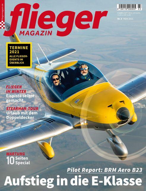 fliegermagazin Ausgabe 03/2021
