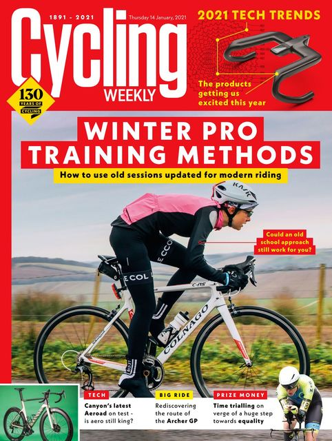 Cycling Weekly - The UK's Best Cycling Magazine 2021-01-14
