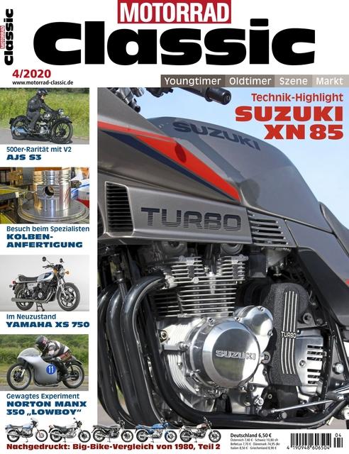 Motorrad Classic 2020-03-05