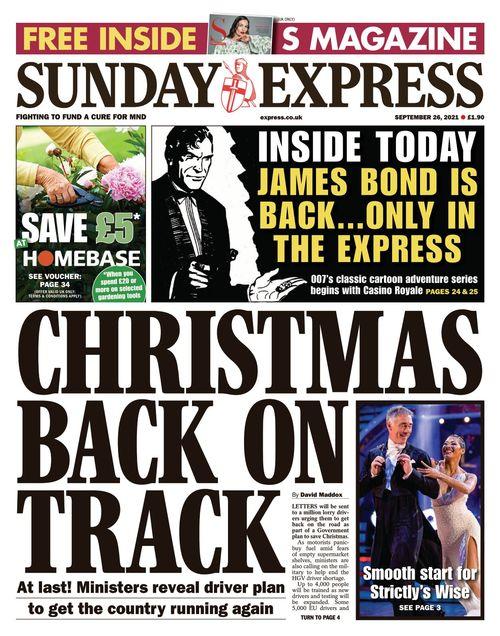 Sunday Express 2021-09-26
