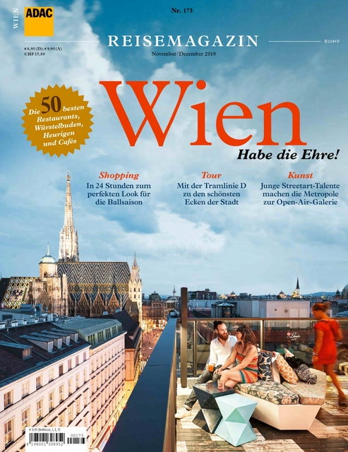 ADAC Reisemagazin 2019-10-17