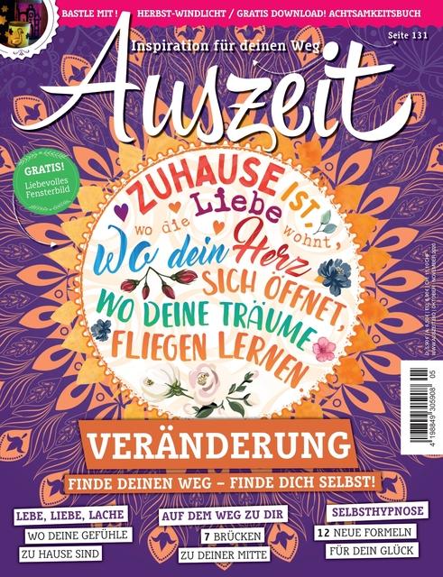 AUSZEIT Ausgabe 05/2020