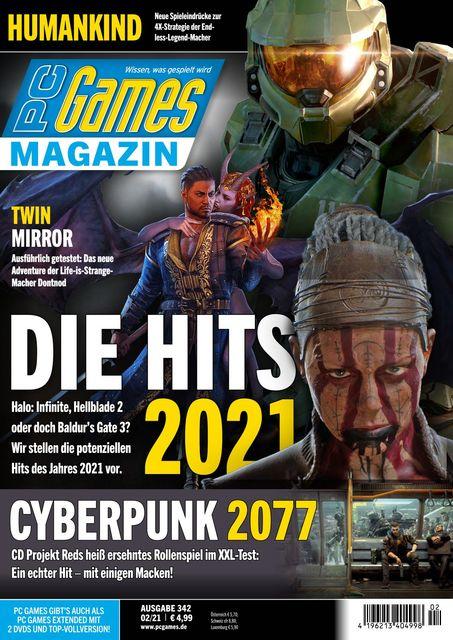 PC Games Ausgabe 02/2021
