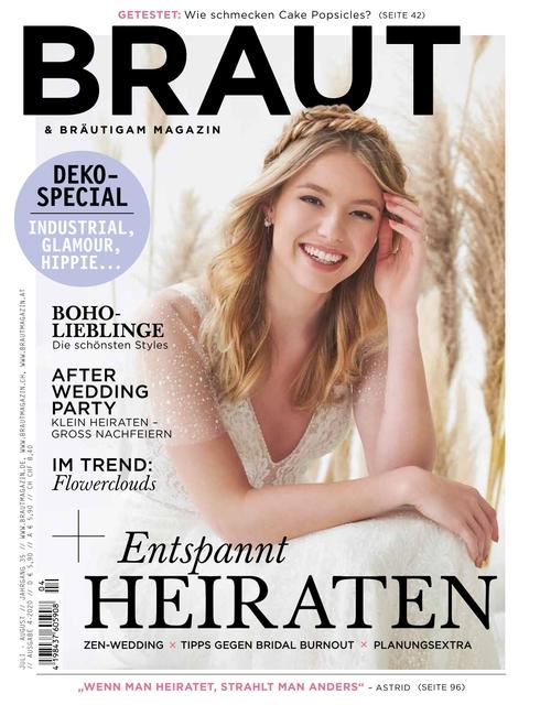 Braut & Bräutigam Ausgabe 04/2020