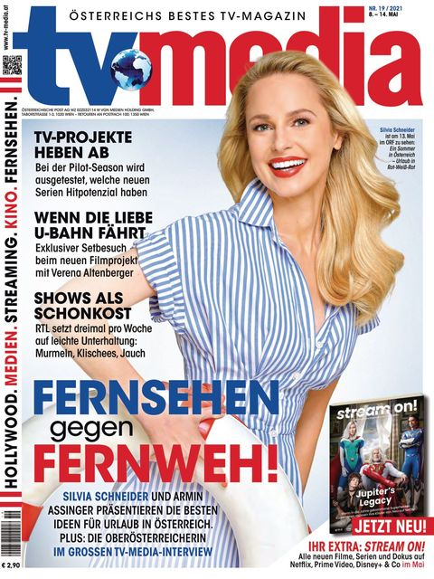 TV-Media Ausgabe 19/2021