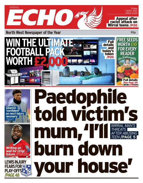 Liverpool Echo 2021-05-07